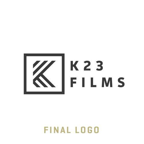 The Final K23 Logo designed by FIREANT Studio
